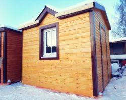 Модуль дом 3х2,3м